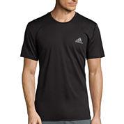 adidas® Essential Short-Sleeve Tech Tee