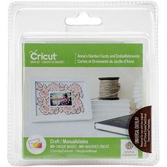 Cricut Cartridge - Anna's Garden Cards & Embellishments