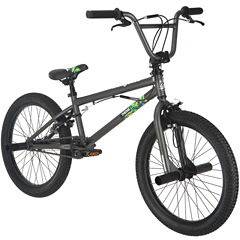 Mongoose Theme 20Inch Boys Freestyle Bike