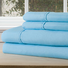 Cambridge Home 1200tc Microfiber Sheet Set