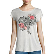 i jeans by Buffalo Graphic Tee