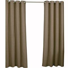 Parasol Key Largo Indoor/Outdoor Grommet-Top Curtain Panel