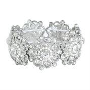 Monet Jewelry Womens Stretch Bracelet