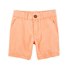 Carter's Chino Shorts Boys