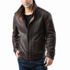 Bomber Jacket & Mens Leather Bomber Jackets - JCPenney