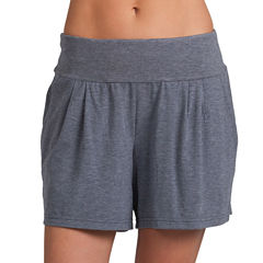 Jockey Jersey Workout Shorts