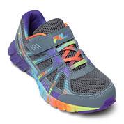 Fila® Volcanic Runner 5 Girls Running Shoes - Little Kids