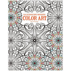 Leisure Arts - Color Art Kaleidoscope Wonders