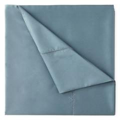 Royal Velvet® 500tc Set of 2 Wrinkle-Free Damask Solid Pillowcases