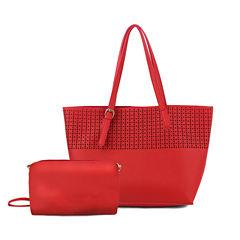 Olivia Miller Irena Perforated Tote Bag