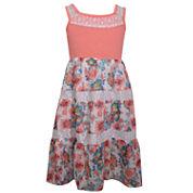 Bonnie Jean Sleeveless Maxi Dress - Preschool Girls