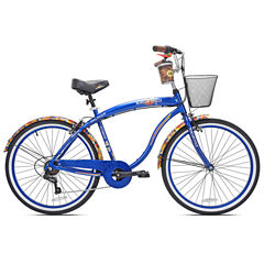 Kent 26in Mens Margaritaville Cruiser Bike