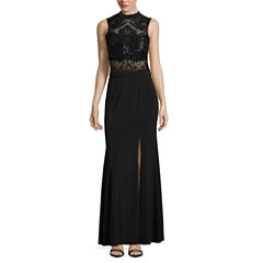 Trixxi Illusion Sweat Heart Dress
