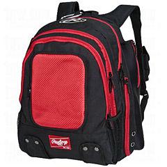 Rawlings 2 Bat Velo Black Baseball Bag