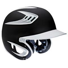 Rawlings 80mph Two-Tone Matte Navy Baseball Helmet