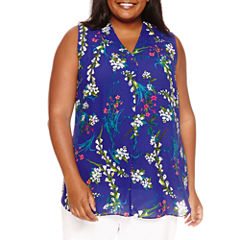 Worthington Tunic Top Plus
