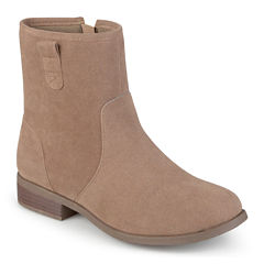 Journee Collection Brit Ankle Booties