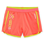 Reebok® Summer Shorts - Girls 7-16