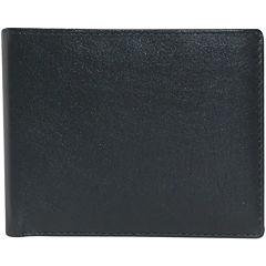 Buxton® Houston RFID Leather Credit Card Wallet