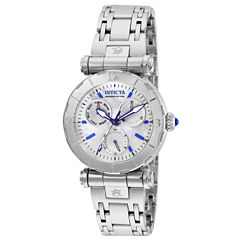 Invicta Subaqua Womens Silver Tone Bracelet Watch-24427
