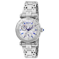 Invicta Subaqua Womens Silver Tone Bracelet Watch-24427