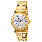 Invicta Subaqua Womens Gold Tone Bracelet Watch-24428
