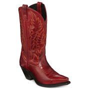 Laredo® Madison Womens High-Heel Cowboy Boots