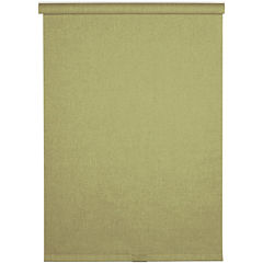 Cordless Linen-Look Fabric Roller Shade