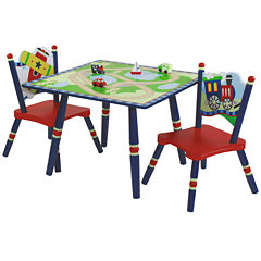 Levels of Discovery® Gettin' Around Table Set
