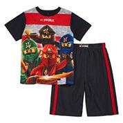 Lego Ninjago 2-pc. Pajama Set - Boys 4-12