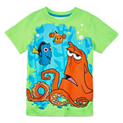 Disney Apparel by Okie Dokie® Short-Sleeve Dory Tee - Preschool Boys 4-7