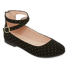 Arizona Shiloh Girls Ballet Flats