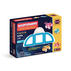 Magformers My First Buggy 14 PC. Set - Blue