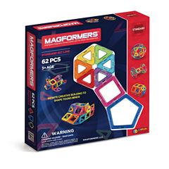 Magformers Rainbow 62 PC. Set