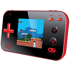 DreamGear DGUN My Arcade Gamer V Portable Handheld Gaming System with 220 Built-in Video Games