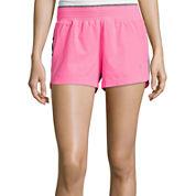Xersion™ Quick-Dri Woven Knit Back Shorts