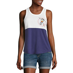 Wonder Woman Tank Top-Juniors
