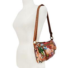 St. John's Bay Mini Flap Crossbody Bag