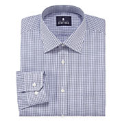 Stafford® Travel Easy Care Broadcloth Dress Shirt - Big & Tall