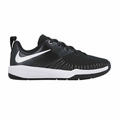 Nike Team Hustle D Low Boys Basketball Shoes - Little Kids