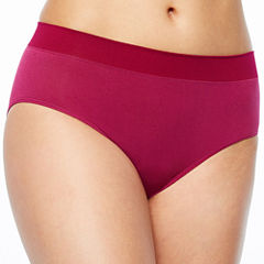 Jockey® Seamless Microfiber High-Cut Panties - 2042