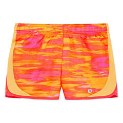Xersion Pattern Running Shorts - Preschool Girls