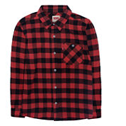 Levi's Long Sleeve Button-Front Shirt Boys 8-20