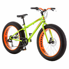 Mongoose Boys Front Suspension BMX Bike