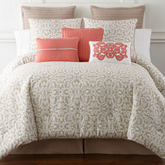 JCPenney Home™ Stonebridge 4-pc. Comforter Set
