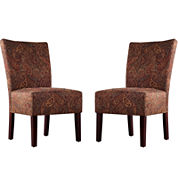 Upholstered dining room chairs for the home jcpenney for Jcpenney dining room chairs