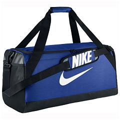 Nike Brasilia Medium Solid Duffel