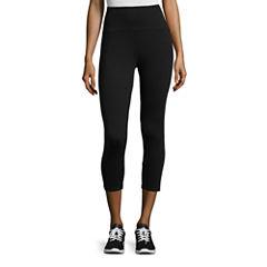 Liz Claiborne Solid Knit Leggings-Talls