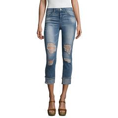 Rewind Skinny Jeans-Juniors