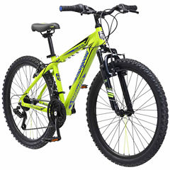 Mongoose Boys Front Suspension Mountain Bike